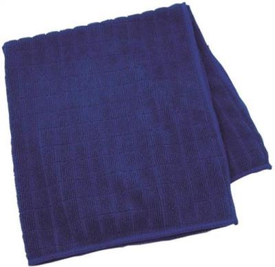 Wiping Cloth, 13 x 15 in, Microfiber
