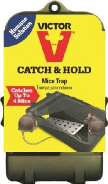 Catch & Hold Mice Trap