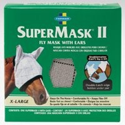 Equine Super Mask II, X-Large