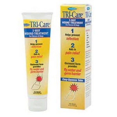 Tri-Care Wound Treatment 4 Oz