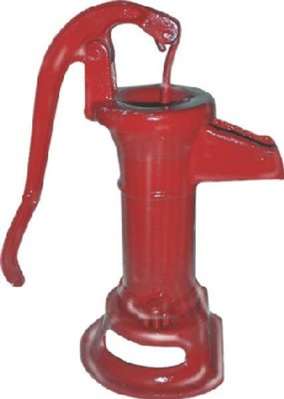 Pitcher Pump, # 2, Cast Iron