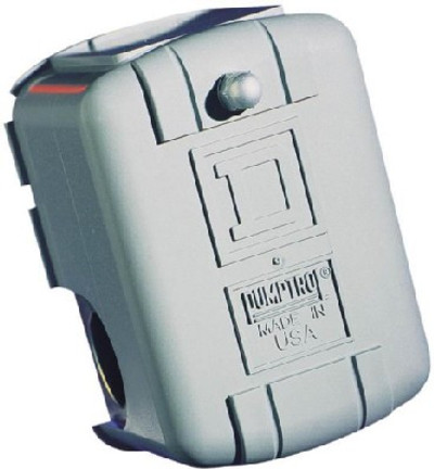 Well Pump Pressure Switch, 30-50 PSI
