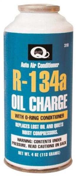 Automotive AC Oil Charger, 2 Oz