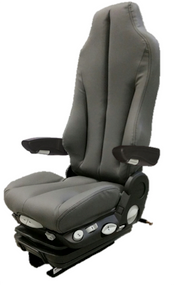 GraMag DARK GREY SYN LEATHER SELECT SEAT