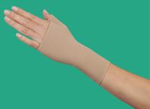 Juzo Basic Series Gauntlet with Thumb Stub