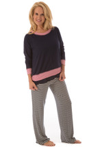 JuJu Jams Sweatshirt with Optional Built in Pocketed Bra/Optional Custom Arm Sizing