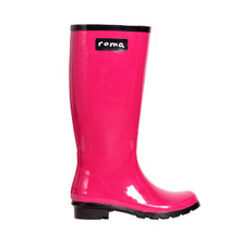 Roma Boots in Pink
