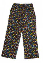Men's Live for Life black background with Multi color Ribbon Sleep Pant