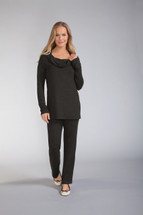 Relax Carmen Shirt-Long Sleeve