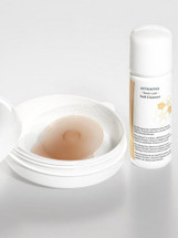 adhesive nipple and cleanser set