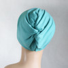 Aqua Casual Hat by Turban Diva