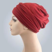 Brick Casual Hat by Turban Diva
