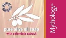 Greek Pure Olive Oil Soap Calendula by Mythology