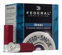 Speed-Shok Steel 12 Gauge 3.5 Inch 1550 FPS 1.375 Ounce BB Shot - 029465023683