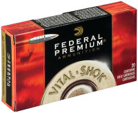 Vital-Shok 7mm Remington Magnum 160 Grain Nosler Partition - 029465084516