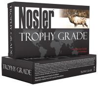Trophy Grade .28 Nosler 160 Grain AccuBond - 054041600354
