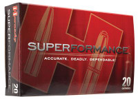 Superformance 6.5x55 Swedish 140 Grain SST - 090255855074
