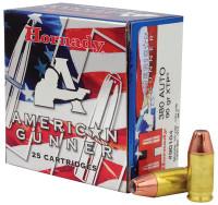 American Gunner .380 Auto 90 Grain XTP - 090255901047