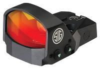 Romeo 1 Minature Reflex Sight 1x30mm 3MOA Red Dot Reticle 1913 Rail Interface Graphite Finish - 798681521289