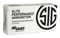 Elite Performance V-Crown .45 ACP 200 Grain Jacketed Hollow Point 50 Per Box - 798681537709
