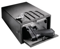 Standard MiniVault of Steel Construction 12x8.1x4.9-3 - 751077123016