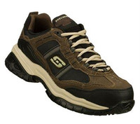 Skechers 77013 Grinnel Soft Stride ST Tennis Shoe - 88364661736