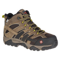 """Merrell J15753 ST 6"""" Lace Up - 801100479419"""
