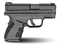 Springfield XDG9801HC XD Sub Compact 9mm Pistol - 706397899455