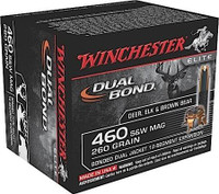 Winchester S460SWDB Supreme Elite 260gr 460 S&W Mag Bullets - (20/box) - 020892217775