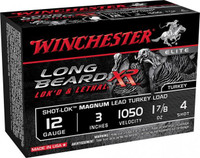 Winchester STLB123M4 Long Beard 12ga Shells - (10/box) - 020892022874