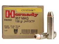 Hornady 90562 357 Mag 158gr XTP Bullets - (25/box) - 090255300215