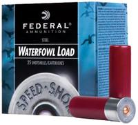 "Federal WF1403 3"" 1.25oz 12ga Shells - (25/box) - 029465023720"