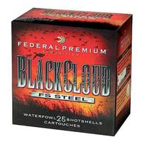 "Federal PWB1423 3"" Black Cloud 12ga Shells -  (25/box) - 029465029159"
