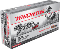 Winchester X270SDS 130gr 270WSM Bullets - (20/box) - 020892221512