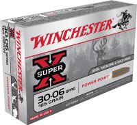 Winchesterr X30065 165g 30-06 Springfield Bullets - (20/box) - 020892200760