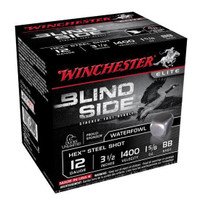 "Winchester SBS12LBB 3.5"" Blindside 12ga Shotgun Shells - (25/box) - 020892020467"