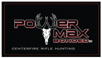 Power-Max .270 Winchester Short Magnum 130 Grain Protected Hollow Point Bonded - 020892217973