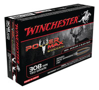 Power-Max .308 Winchester 150 Grain Protected Hollow Point Bonded - 020892218116