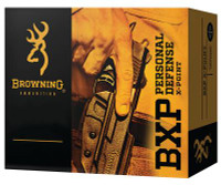 BXP Personal Defense .40 S&W 180 Grain Jacketed Hollow Point - 020892222533