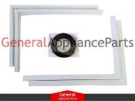 "Universal Freezer Refrigerator Door Gasket Seal 2303 SU2303 Max Size: 32"" x 55"""