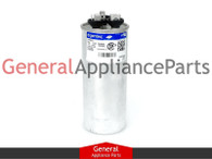 Whirlpool AC Round Capacitor 50 7.5 MFD 370 VAC 1186509 8209285 1187476 1186511