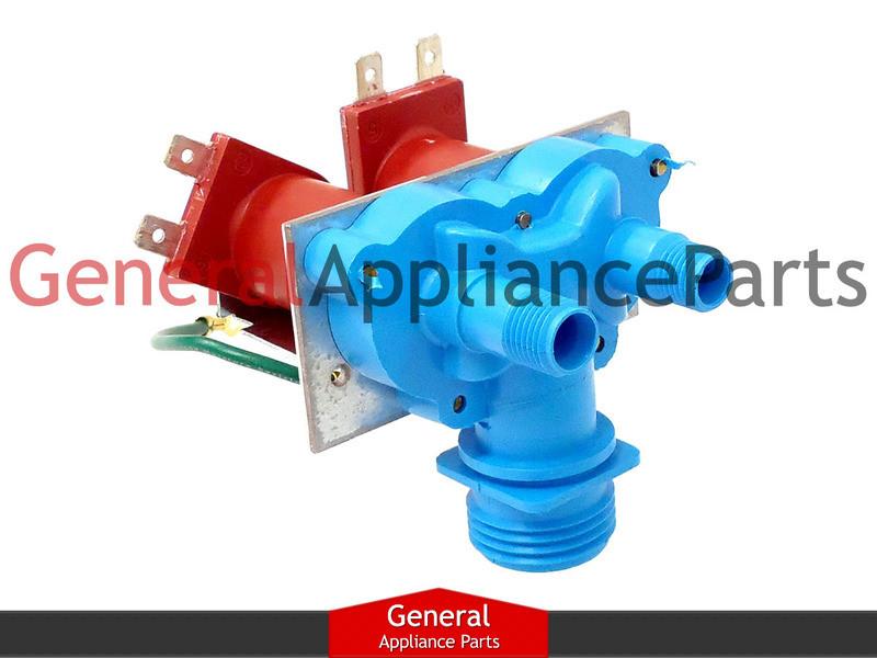 Amana Whirlpool Refrigerator Water Inlet Valve 8170671 4343985 ...