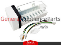 Whirlpool Kenmore Fridge Icemaker Kit 1170101A 1110802A IC4R IC4Q IC4 D7808101
