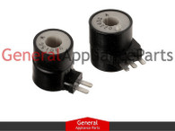 Magic Chef Maytag Norge Amana Dryer Gas Valve Ignition Solenoid Coil Kit 279834