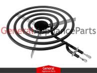 "GE Roper Kenmore 8"" Large Surface Burner WB30X5095 WB30X5060 WB30X0253 325503"