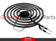 "GE Hotpoint Kenmore Range Cooktop Stove 8"" Heavy Duty Burner Element WB30X255"