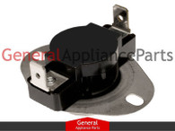 Frigidaire Kenmore Tappan Gibson Dryer Limit Switch 3204307 313068 145424-000