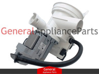 Bosch Thermador Gaggenau 'Washer Washing Machine Drain Pump AP3764202 PS3465693