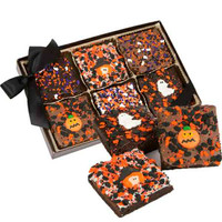 Halloween Brownies Assortment