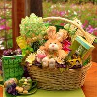 An Easter Festival Deluxe Gift Basket